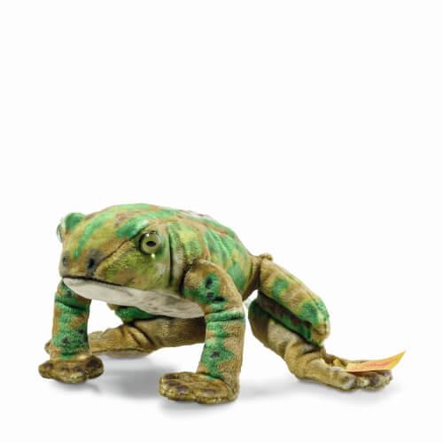 Steiff Froggy Frosch 12 cm grün