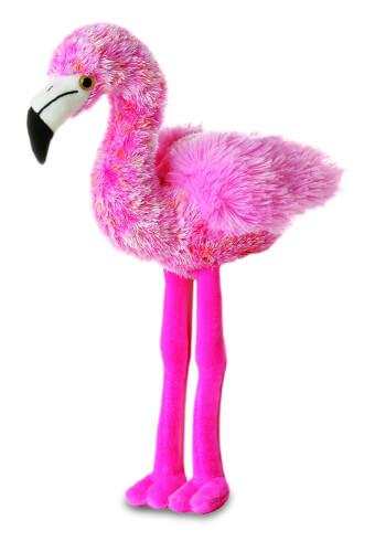 13289 Mini Flopsie-Flavia Flamingo, ca. 20,5 cm