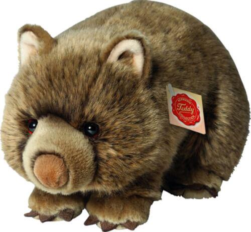 Teddy Hermann Wombat, ca. 26 cm