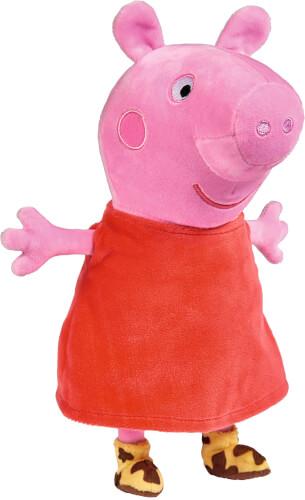 Peppa Pig Plüsch Peppa mit Sound, 22cm