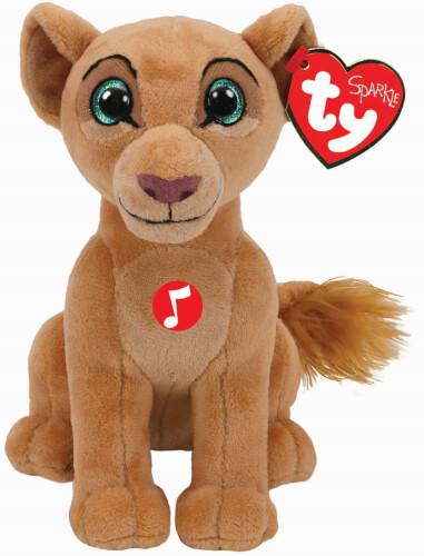 NALA W/Sound LION KING - Beanie Babie