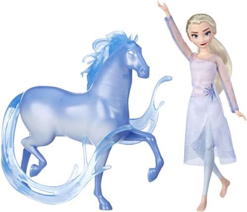 Hasbro E5516EU6 Disney Die Eiskönigin 2 Elsa & Nokk