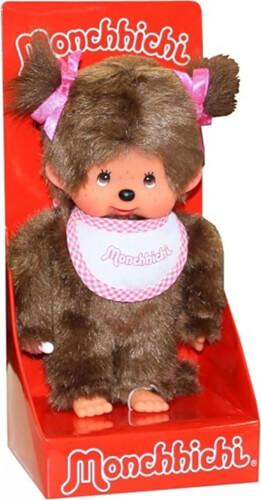 Monchhichi Classic Girl pink, ca. 20 cm