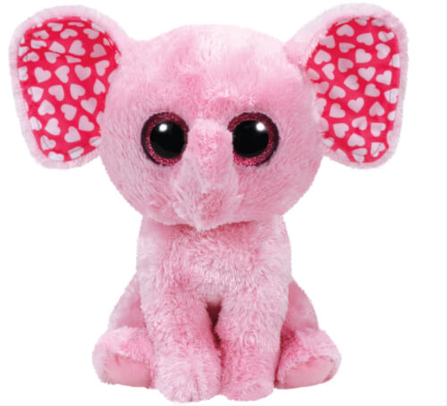 Sugar,Elefant rosa 24cm