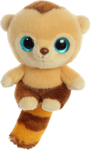 Aurora YooHoo Plüsch Kapuziner Affe, ca. 12 cm