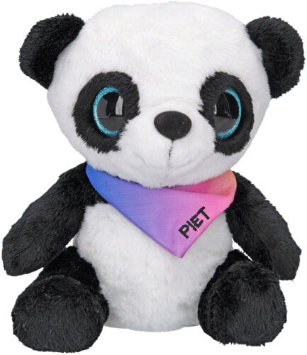 Depesche 10459 SNUKIS Plüsch Panda Piet, 18