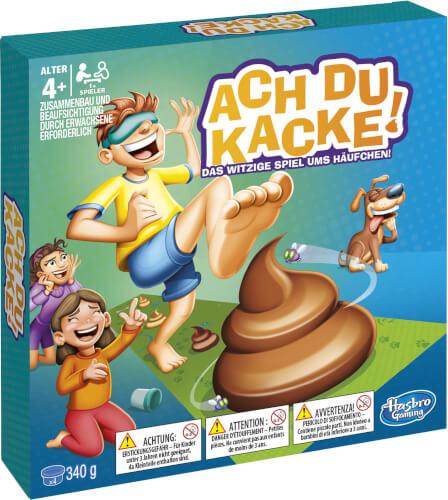 Hasbro E2489100 Ach du Kacke!, ab 4 Jahren