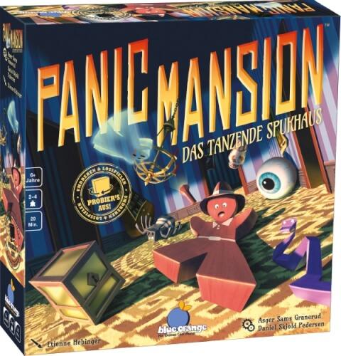 Panic Mansion Das tanzende Spukhaus