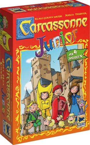 Hans im Glück Carcassonne Junior
