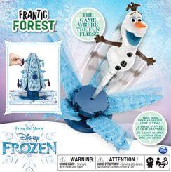 Spin Master Frozen 2 - Olaf Frantic Forest