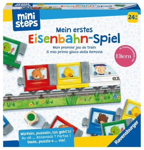 Ravensburger 04187 Mein erstes Eisenbahn-Spiel