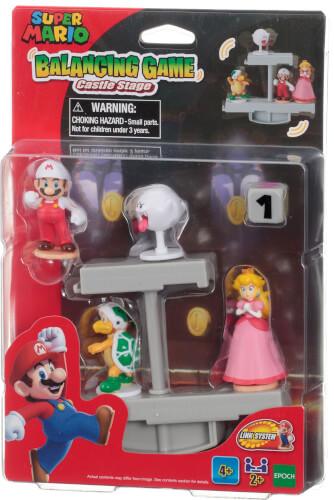 EPOCH Spiele 7360 Super Mario# Balancing Game Castle Stage