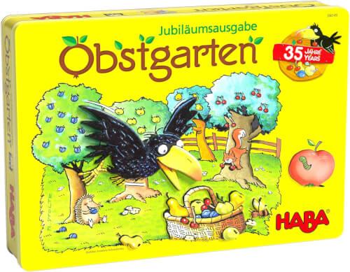 HABA Jubiläumsausgabe Obstgarten