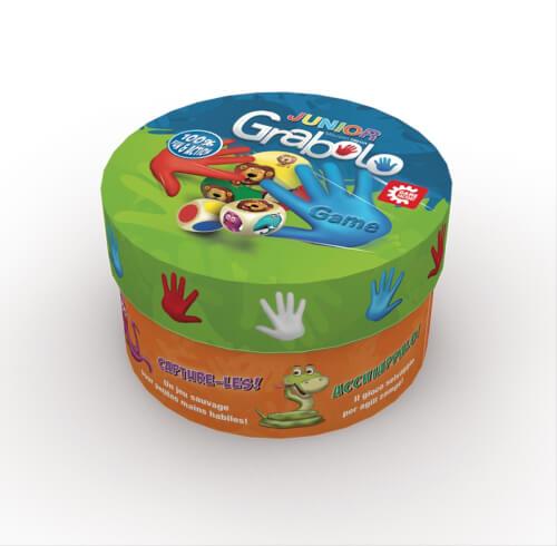Gamefactory - Grabolo Junior im Display (mult)