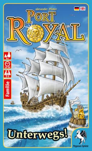 Pegasus Spiele Port Royal unterwegs