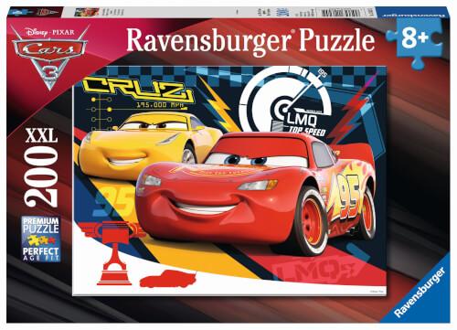Ravensburger 12625 Puzzle Quietschende Reifen 200 Teile