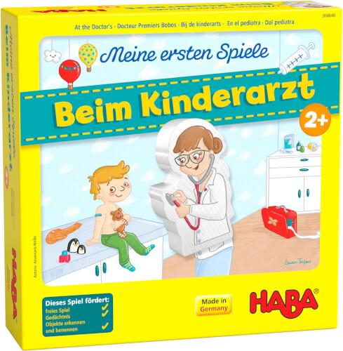 Haba Meine ersten Spiele - Beim Kinderarzt