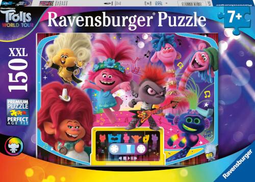 Ravensburger 12913 Puzzle Zusammen sind wir stark 150 Teile