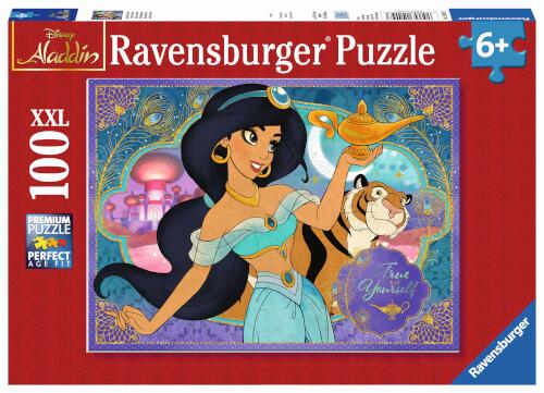 Ravensburger 10409 Puzzle Zauberhafte Jasmin 100 Teile