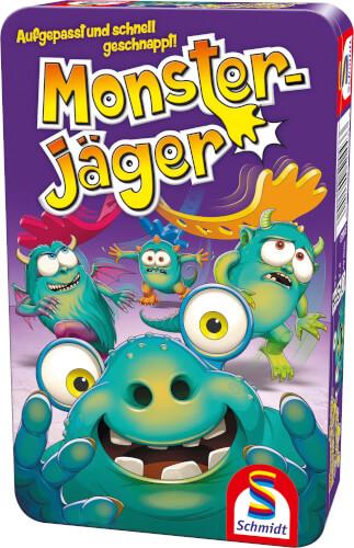 Schmidt Spiele 51443 Monsterjäger, Bring mich mit Spiel