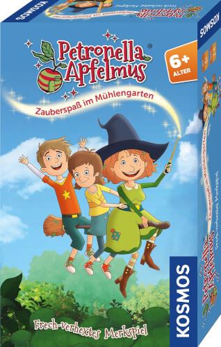 Kosmos Petronella Apfelmus - Zauberspaß im Mühlengarten