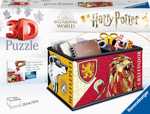 Ravensburger 11258 Puzzle Aufbewahrungsbox Harry Potter