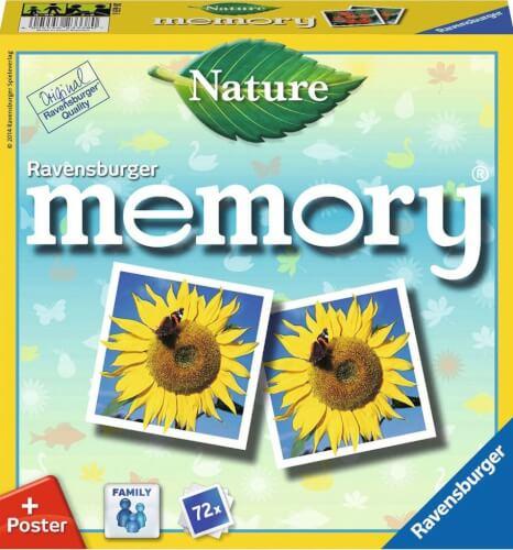 Ravensburger 26633 Nature memory®
