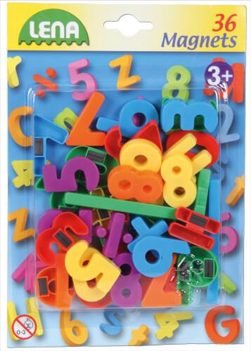Magnet Zahlen + Zeichen