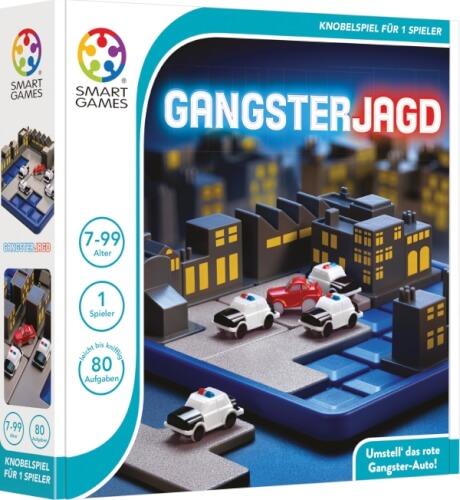SMARTGAMES Gangsterjagd