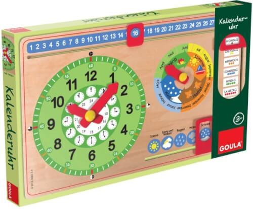 Jumbo D51319 Goula Kalenderuhr