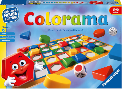 Ravensburger 24921 Colorama