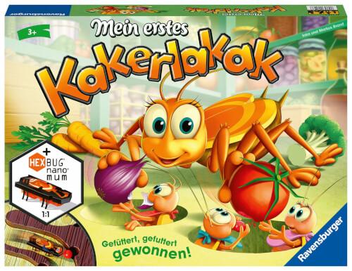 Ravensburger 20548 Mein erstes Kakerlakak