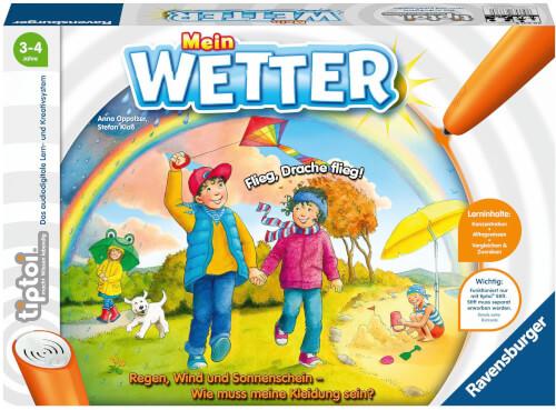 Ravensburger 00074 Regen, Wind und Sonnenschein