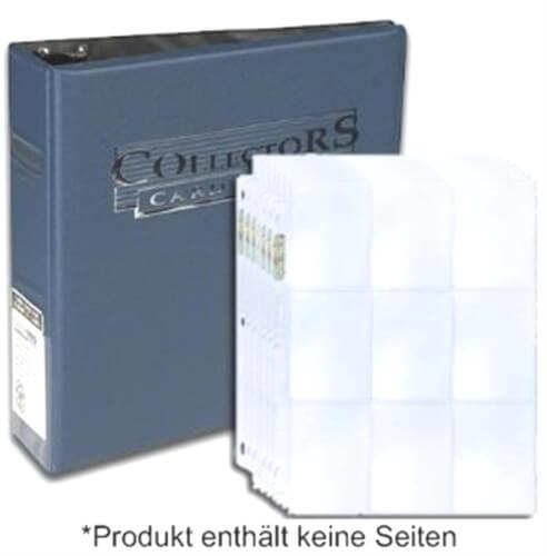 Ultra Pro Collectors Card Album blau