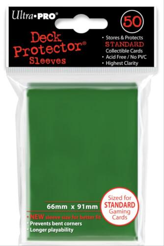 Ultra Pro Matrix Green Protector