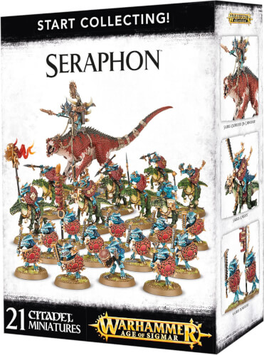 Games Workshop 70-88 START SERAPHON
