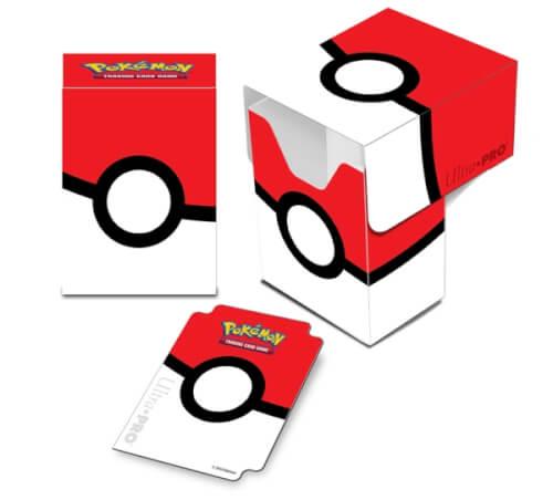 Ultra Pro Pokémon Pokeball Deck Box
