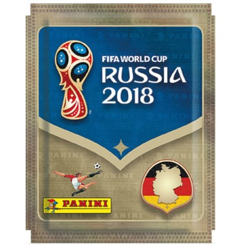 FIFA World Cup Russia 2018 Sticker