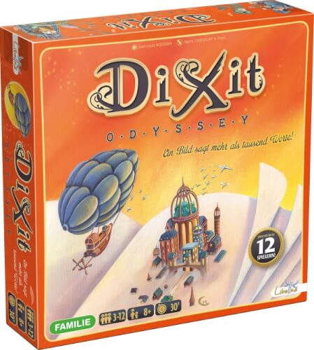 Asmodee Libellud - Dixit Odyssey