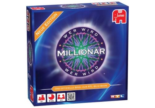 Jumbo 17879 Wer wird Millionär