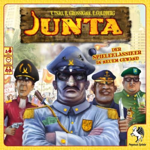 Pegasus Spiele Junta *Neuauflage*