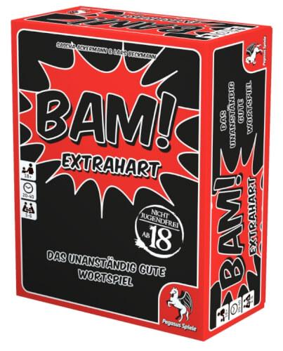 Pegasus Spiele Bam! - Extrahart