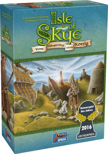 ASS Isle of Skye. Gesellschaftsspiel
