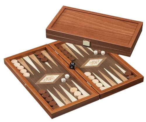 Philos Backgammon Kythira klein