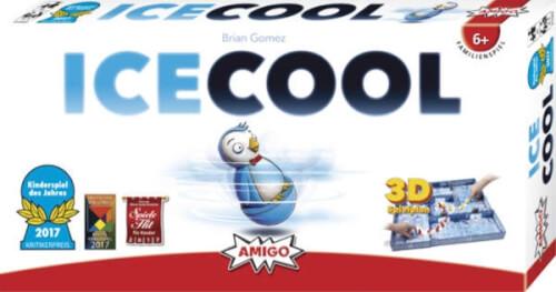 AMIGO 01660 ICECOOL - Kinderspiel des Jahres 2017