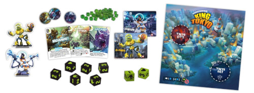 King of Tokyo - 2. Edition