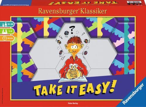 Ravensburger 26738 Take it easy!