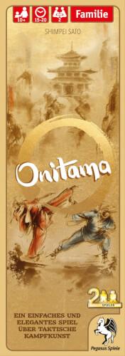 Pegasus Spiele Onitama