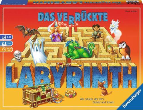 Ravensburger 26446 Das verrückte Labyrinth