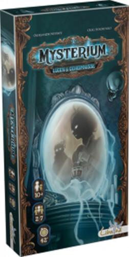Asmodee Mysterium 2. Erweiterung Lügen und Geheimnisse